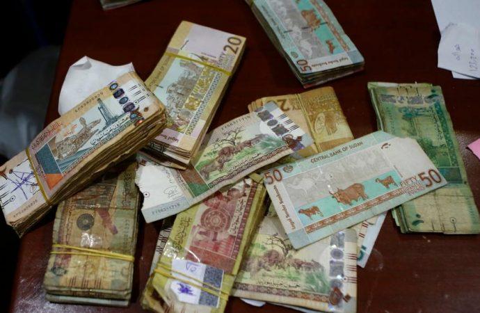 La livre soudanaise bondit avec les dons du Golfe