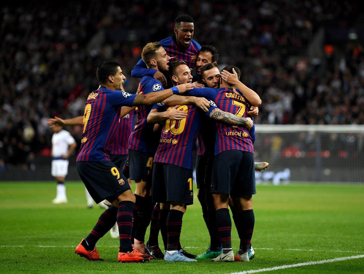 Football : Le FC Barcelone remporte le championnat d'Espagne pour la 26ème fois