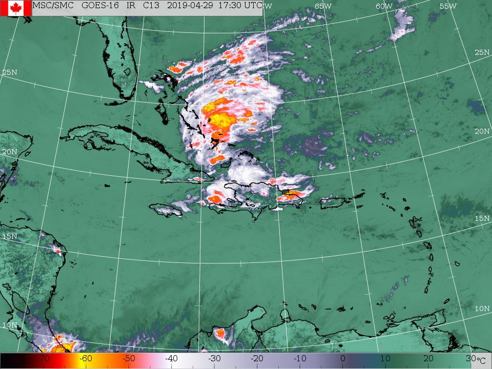 Météo : La Protection Civile appelle à la vigilance face à la possibilité de pluie ce lundi 29 avril 2019