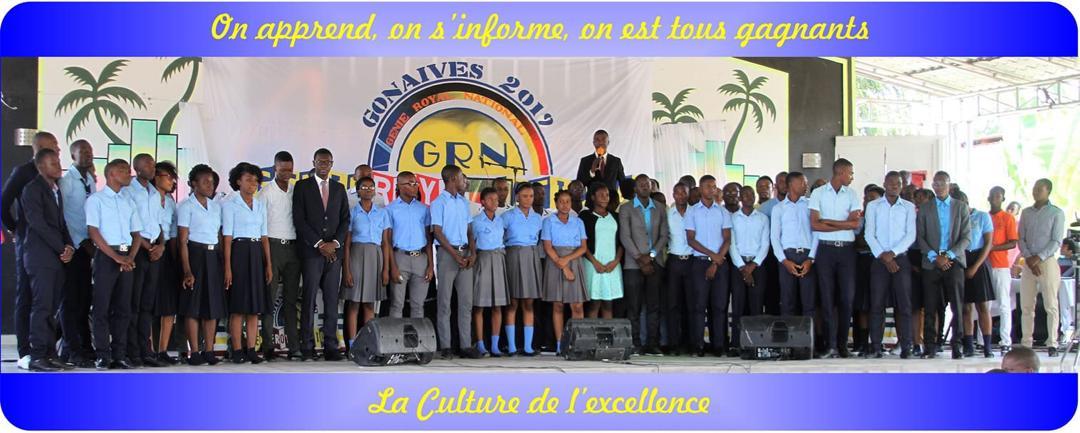 Education : Le Collège Frère Odile Joseph des Cayes champion de la 11ème édition de Génie royal national 2019
