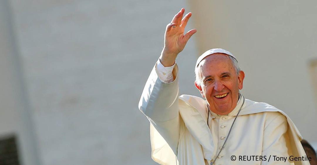 Religion : Le Pape François au secours des migrants à la  frontière mexico-américaine