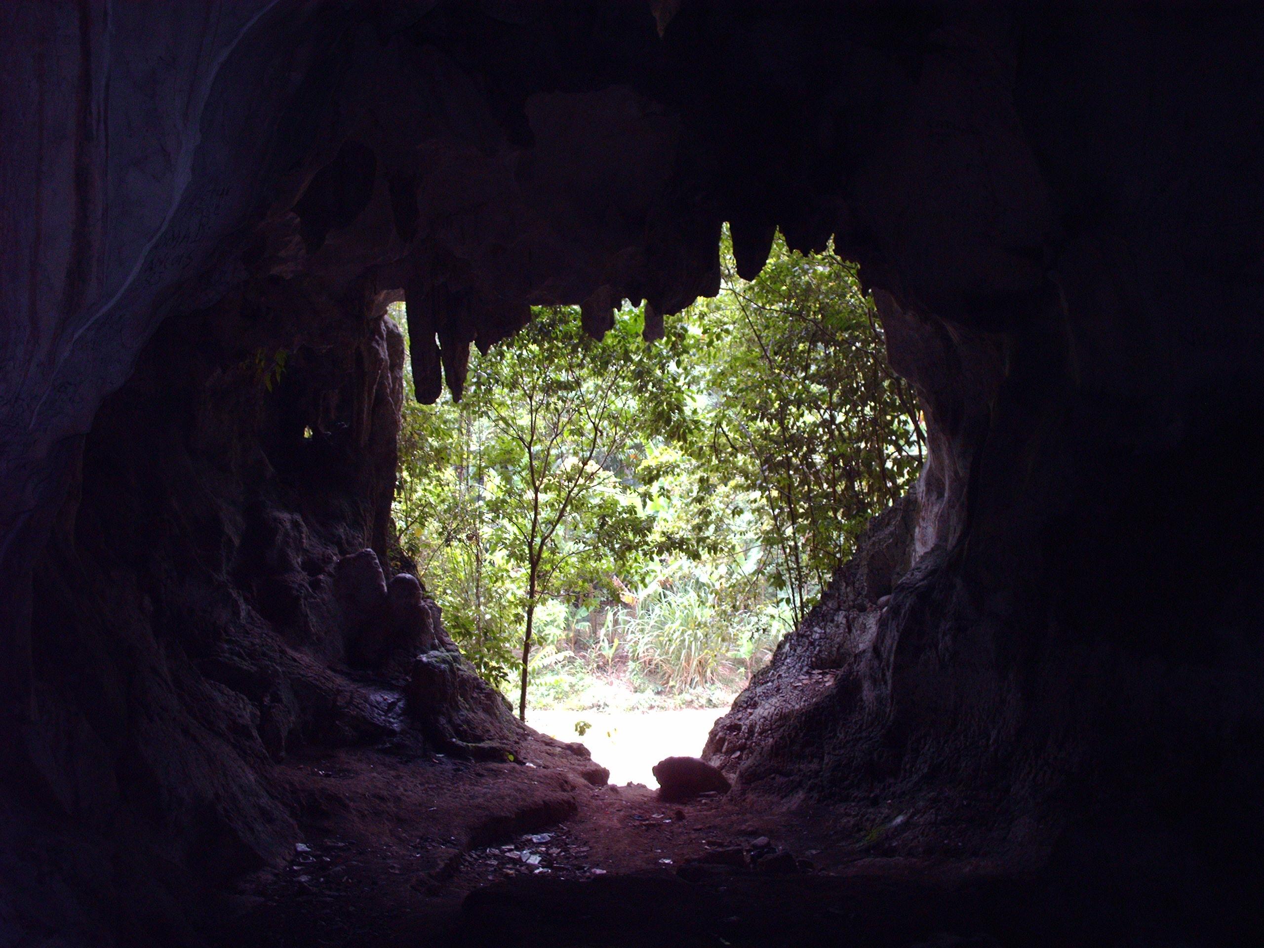 Dondon et ses grottes : la route des marrons
