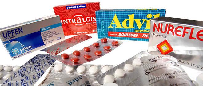 Ibuprofène, kétoprofène : des anti-inflammatoires à éviter en cas d'infection