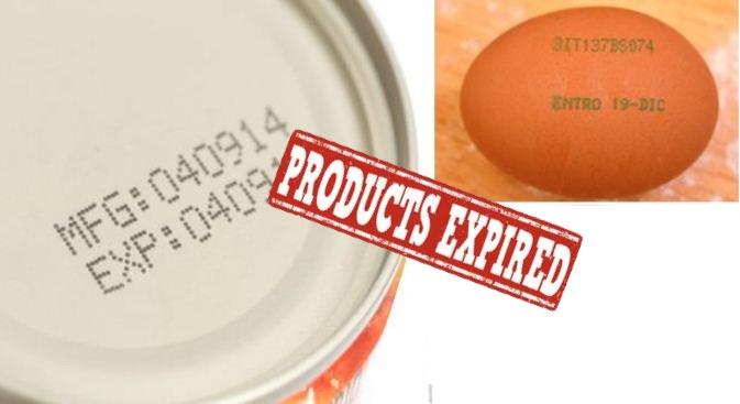 Une amende prévue contre les produits avariés