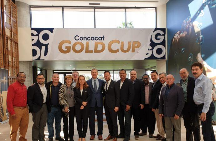 Les responsables du contrôle de dopage de la Concacaf prêts pour la Gold Cup