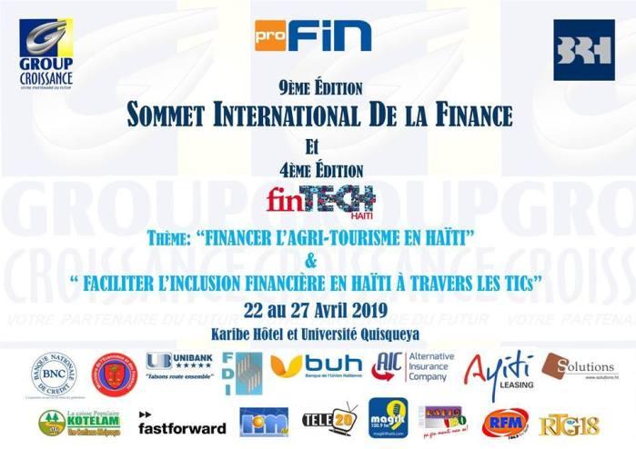 Lancement de la 9ème édition du Sommet international de la finance