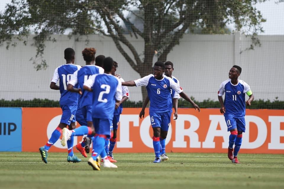 Football : Haïti qualifiée pour le Mondial U-17
