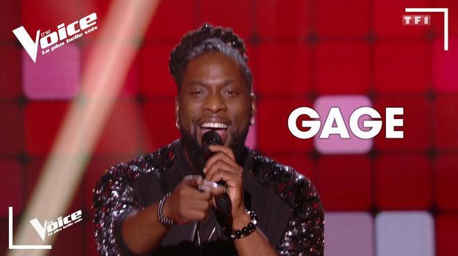 The Voice : Gage, l'artiste canadien d'origine haïtienne, qualifié pour les shows en direct