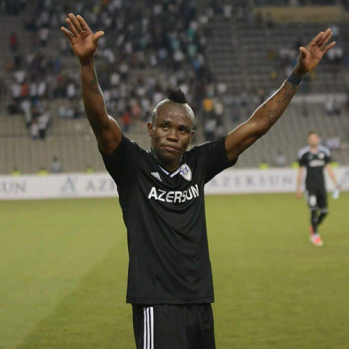Football : L'Haïtien Donald Guerrier champion avec le FK Qarabag
