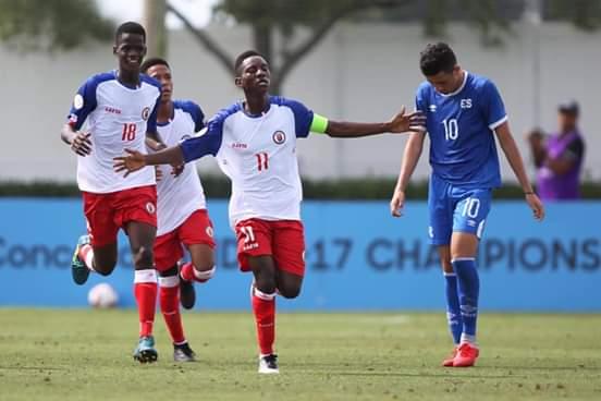 Haïti de retour en Coupe du monde U-17 après 12 ans