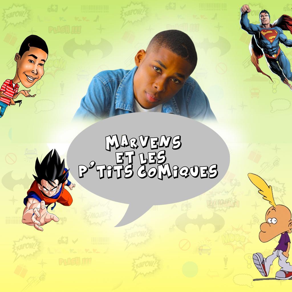Culture/Portrait : Christ Marvens veut initier les jeunes aux dessins animés