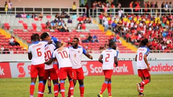 Gold Cup 2019: le meilleur début d'Haïti dans cette compétition