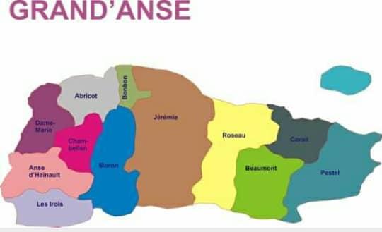Haïti ։ le triangle oriental de La Grand-Anse, un potentiel touristique inexploité
