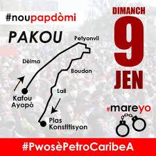 PetroCaribeChallenge : de la prise de conscience citoyenne à la mobilisation des rues