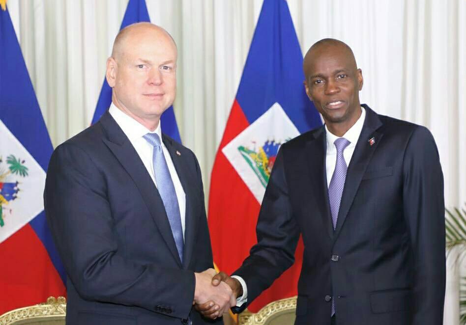 Haiti/diplomatie : un nouvel ambassadeur canadien à Port-au-Prince