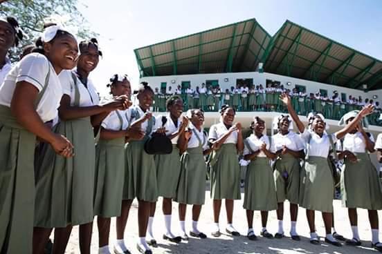 Éducation : Une école en Haïti pré-sélectionnée pour le « Structural Awards 2019 »