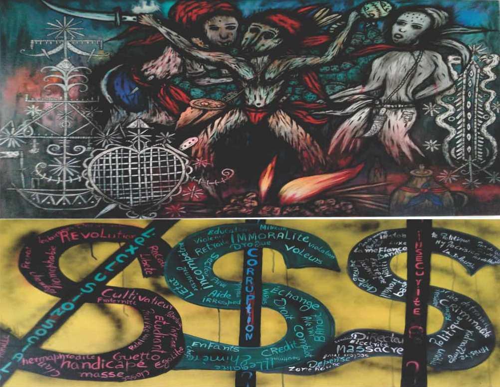«Sacrifice du calvaire», hommage à la cérémonie du Bois Caïman