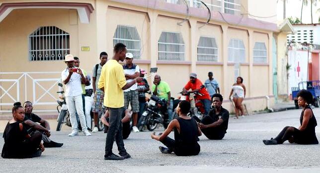 Petit-Goâve: 10 ans pour la Production des Arts d'Haïti (PADH)
