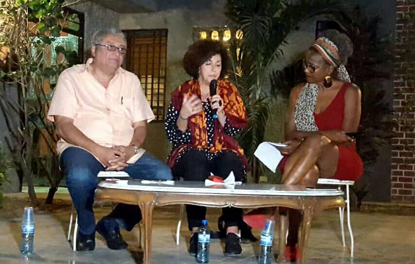 Centre PEN Haïti : la franco-libanaise Georgia Makhlouf parle de son roman «Port-au-Prince, aller-retour»