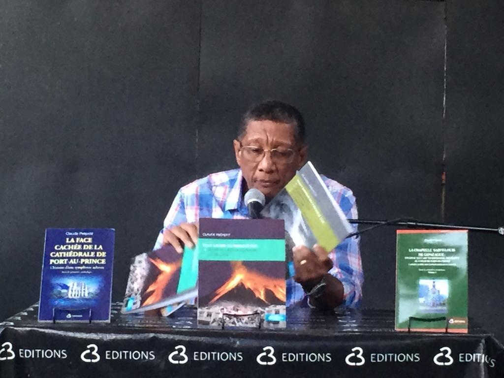 Risques sismiquesen Haïti : Claude Prépetit regrette que la science n'ait pas la voix au chapitre
