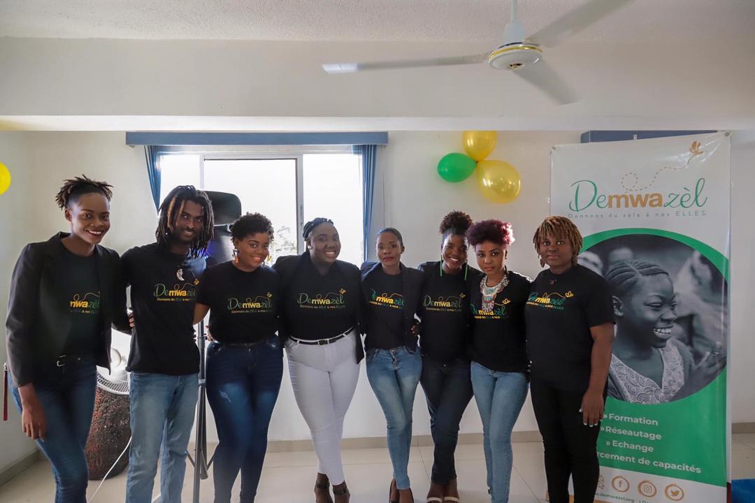 Demwazèl: renforcer les capacités des filles enleur offrant des outils pratiques