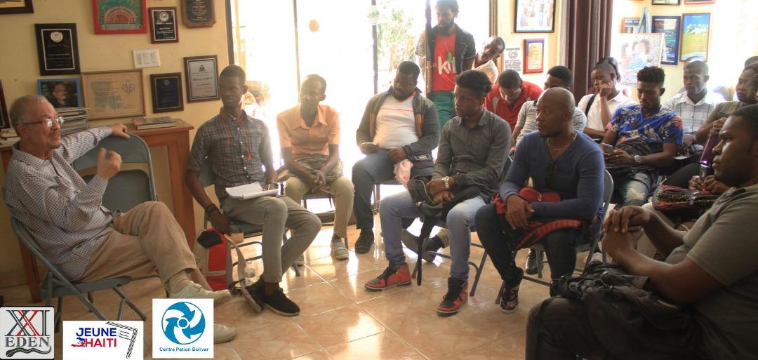 Cinéma Nous, une école au service du 7e art haïtien