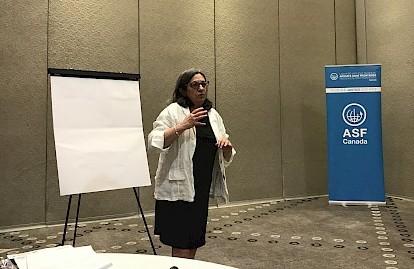 Avocats sans Frontières du Canada et le Barreau de Port-au-Prince clôturent une formation pour de jeunes avocats en Haïti