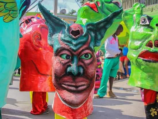 Le carnaval national 2020 de Jacmel, la même fièvre artistique