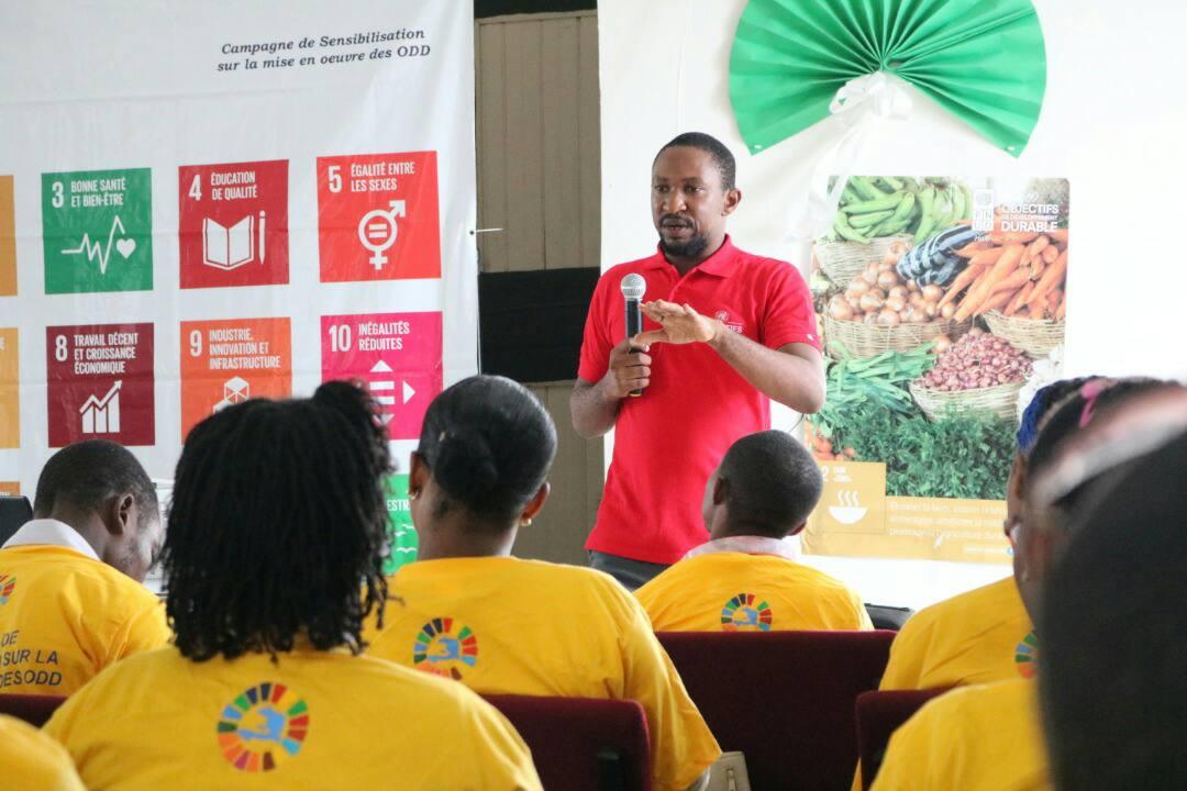 AVD : Campagne de sensibilisation sur la mise en œuvre des ODD en Haïti