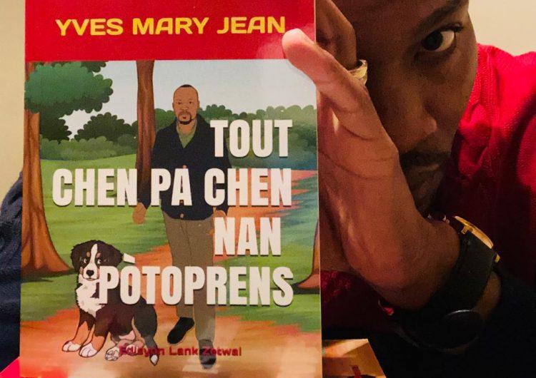 Piblikasyon : Yves Mary Jean tonbe sou yon chen paladò