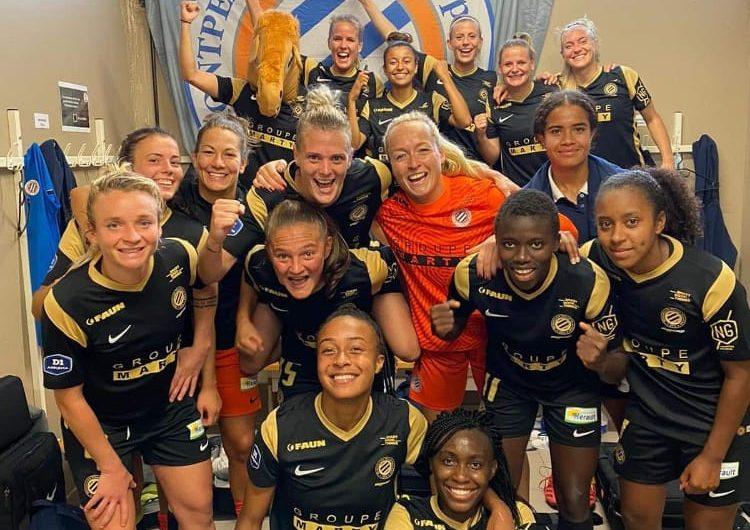 Football Féminin : Nérilia Mondesir et Montpellier redécouvrent le chemin de la victoire