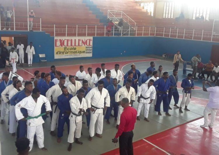 Judo : La LINOJU organise sa première compétition régionale depuis 2017